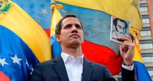 El Presidente de Venezuela Guaidó