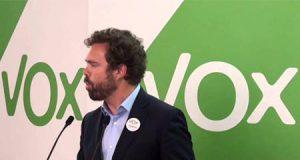 Ivan Espinosa de los Monteros dirigente de VOX