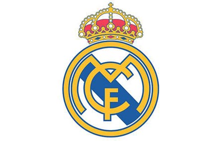 Escudo oficial del Real Madrid