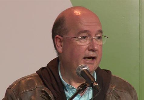 Rafael Bardají - dirigente de VOX