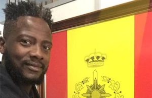 Camerunes que defiende a VOX