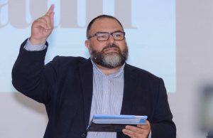 Norberto Pico, Jefe Nacional de Falange Española de las JONS