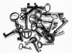 Cerrajería y llaves