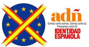 Coalición electoral ADÑ falangistas y patriotas