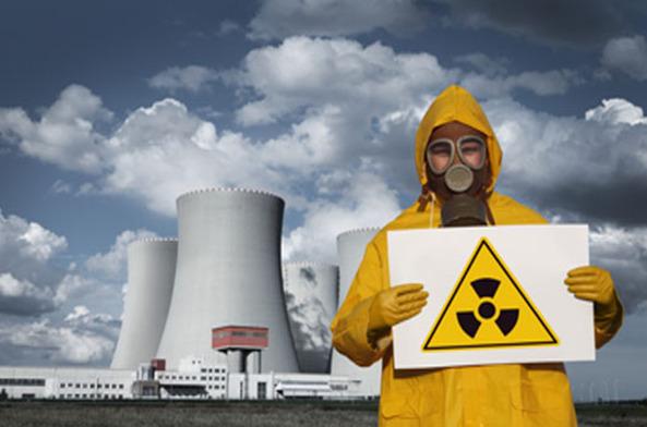 Zonas de Radiación Nuclear en España