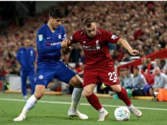 futbol ingles en la supercopa de Europa