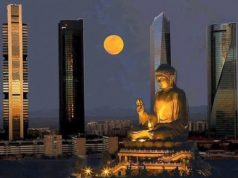 Buda en Madrid de Manuela Carmena