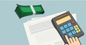 Finanzas calculadora dinero