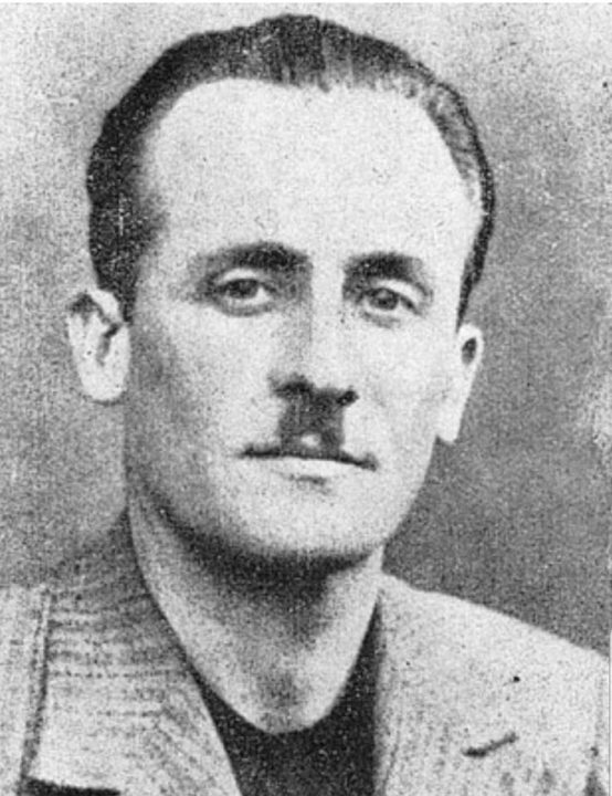 Juan Canalejo - Falange Española
