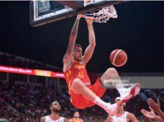 Mundial FIBA de baloncesto en China