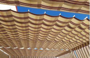 Toldos de terraza y balcon