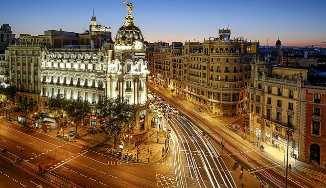 Madrid sin coches