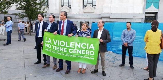 VOX la violencia no tiene genero
