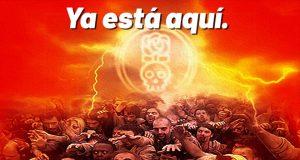 Cartel de Falange Española de las JONS
