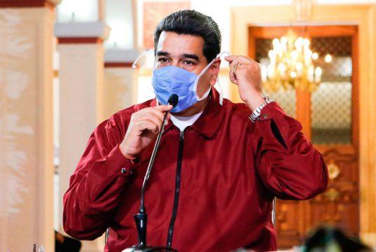 Nicolas Maduro y el Coronavirus