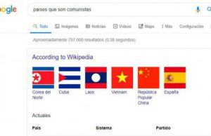España ya es un pais comunista