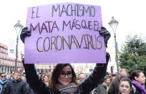 El machismo mata más que el coronavirus