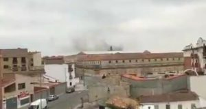 motin en la cárcel de Ocaña Toledo