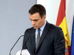 Pedro Sánchez crisis del Coronavirus