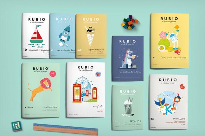 método de los Cuadernos Rubio