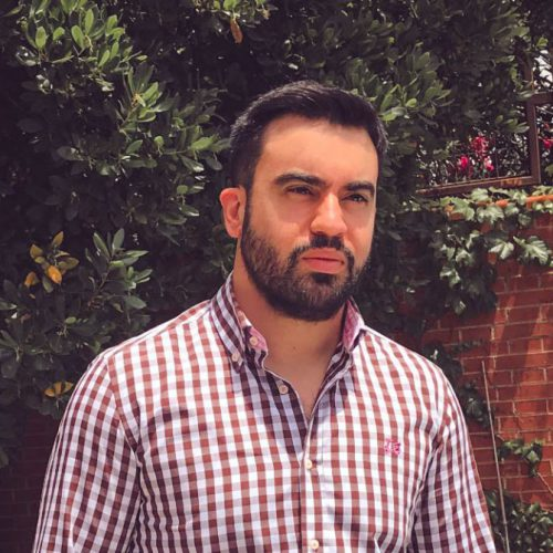 Jorge Perales Nieto