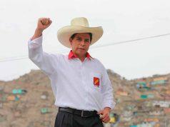 Pedro Castillo Comunista